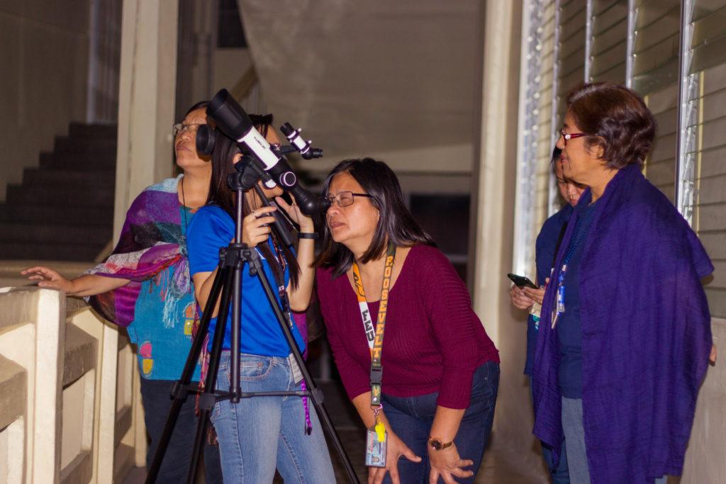 Stargazing with Ateneo de Manila